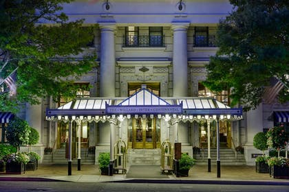Hotel Exterior | Willard InterContinental Washington