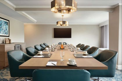 Boardroom   Hotel Ballast Wilmington, Tapestry Collection by Hilton