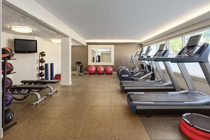 Fitness Center   Hotel Ballast Wilmington, Tapestry Collection by Hilton