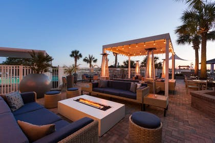 Outdoor Seating   Hotel Ballast Wilmington, Tapestry Collection by Hilton